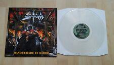 SODOM - Masquerade In Blood LP transparent vinyl / lim.100 (!!!)