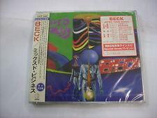 BECK - MIXED BIZNESS - 7 TRACKS CD JAPAN PRESS NEW SEALED 1999