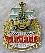 HARD ROCK HOTEL SINGAPORE ICON CITY SERIES PIN # 85600 - NEW