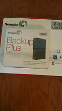 Seagate Backup Plus Desktop Drive 3 TB UBS 3.0 New SEALED