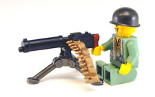 Brickarms M1917A1 Machine Gun for Lego Minifigures