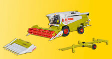 Kibri 12263 gauge H0, Claas Combine Harvester with Cutting and Corn Header #