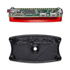 Wall Desk Mount Bracket for Raspberry Pi Zero Series Black