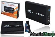 BOX ESTERNO CASE USB 3.0 HISPEED HARD DISK HDD 3.5 SATA
