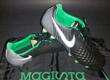 Nike Magista Opus II FG, Black/White-Cool Grey, Size 8