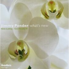 Jimmy Ponder - What's New [New CD]