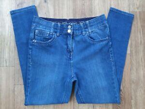Ladies size 14 NEXT Super 360 legging jeans jeggings Skinny Waist 32 leg 28