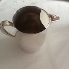 1960s Academy Silver On Copper Pitcher - No. 15 G