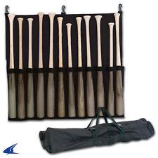 Champro 12 Bat Fence/Carry Bag Black E20B