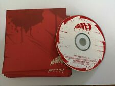 10er Pack Aggro Berlin CD Rohlinge (Sido, Fler, B-Tight)