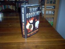 Richard and Kahlan: The Omen Machine 1 by Terry Goodkind (signed)