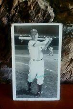 1950 Sam Chapman signed autograph  6x4 Postcard Baseball Player