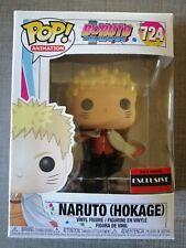 Funko Pop Naruto Hokage Boruto 724 Animation AAA Anime Exclusive Non-Chase