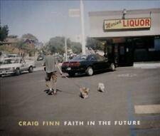 CRAIG FINN - FAITH IN THE FUTURE [DIGIPAK] NEW CD