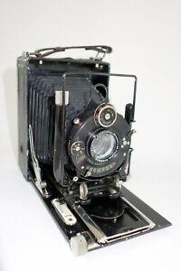 Voigtländer Plattenkamera AVUS 6x9 cm