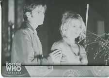 Doctor Who Timeless Black Printing Plate Base Card #46