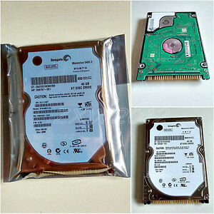 "Seagate Momentus 5400.2 40 GB,5400 RPM,2.5"" IDE Internal  Hard Drive"