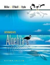 MCGraw Hill  Intermediate Algebra, 2nd Edition Miller,Julie, O'Neill,Molly Hard