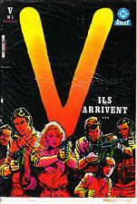 V   N°1   ILS ARRIVENT...   EDITIONS   AREDIT