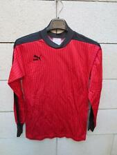 VINTAGE Maillot PUMA style RENNES NICE années 80 trikot oldschool XS