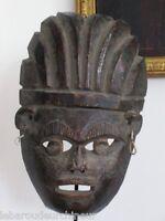 ancien masque african art art africain art primitif