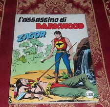 ZAGOR ZENITH originale: numero 266 *Prima Edizione*