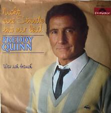 """7"""" 1985! Freddy Quinn: non un'ora mi dispiace"""