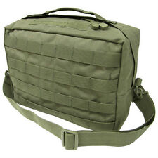 CONDOR MOLLE Tactical Nylon UTILITY SHOULDER Bag 137-001 OLIVE DRAB OD GREEN