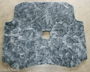 1980-89 Lincoln Continental Town Car - 1980-83 Mark VI Hood Insulation Pad NEW