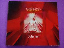 """Cirque Du Soleil ~ Tapis Rouge """" Solarium """" - Audio CD , Digipack 2003 Musique"""