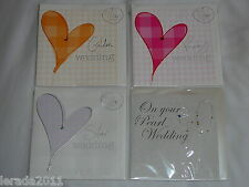 WEDDING ANNIVERSARY CARD SILVER PEARL RUBY OR GOLDEN 25TH 30TH 40TH 50TH YEARS