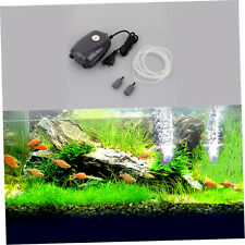 Aquarium Fish Tank Pond Pump Hydroponic Oxygen Air Bubble Disk Stone Aerator IR