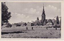 Vecchio AK, Coswig in Sassonia, partita con chiesa, 1953