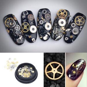 1 Box punk Nail Art Decorations 3D Decoration Manicure Nail Studs Accessories.bl