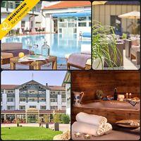 3 Tage 2P HP 4★S Hotel Das LUDWIG Wellness Wochenende Kurzreise Bayern Urlaub