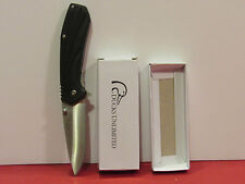 Ducks Unlimited folding pocket knife new in box mint condition great small knife