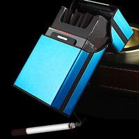Zigarettenetui Zigarettendose Zigarettenbox Tabak Dose Case Schachtel Etui Hot