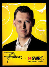 Jochen Stöckle SWR Autogrammkarte Original Signiert # BC 40409