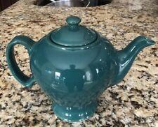 Vintage McCormick Green Tea Pot Baltimore MD USA No Liner - MINT