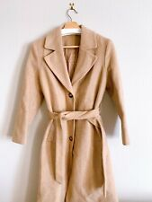 & Other Stories Oversized Alpaca Coat