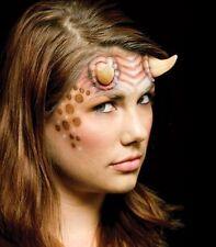 Latex Alien Horns Small Demon Imp Horns Professional Make Up Appliance Woochie