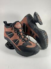 Z Coil Outback pain Relief Comfort Shoes  hiking boots. EUC Women's size 8.5