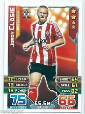 2015 / 2016 EPL Match Attax Base Card (229) Jordy CLASIE Southampton