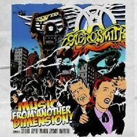 AEROSMITH - MUSIC FROM ANOTHER DIMENSION!  CD  15 TRACKS ROCK & POP  NEU