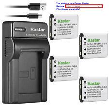 Kastar Battery Slim USB Charger for Olympus Li-42B & FE-280 FE-290 FE-300 FE-320