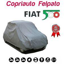 Telo copriauto vecchia FIAT 500 F/L/R Epoca IMPERMEABILE FELPATO MADE IN ITALY