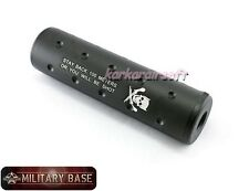 AIRSOFT 130mm Barrel Extension 14mm CW CCW