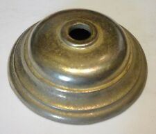 SOLID BRASS BOBECHE BREAK COVER LAMP FIXTURE