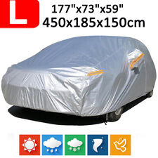 Full Car Cover Waterproof Outdoor Dust Rain UV Protector For Toyota Verso Golf 6