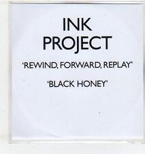(ET348) Ink Project, Rewind Forward Replay / Black Honey - DJ CD